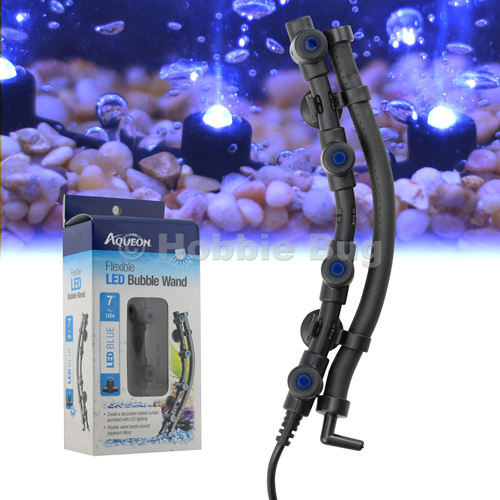 Aquarium fish tank air curtain aerator d cor 7 aqueon - Aquarium wand ...