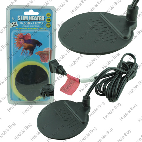 hydor 7 5w aquarium slim heater pad for 2 5 gal fresh