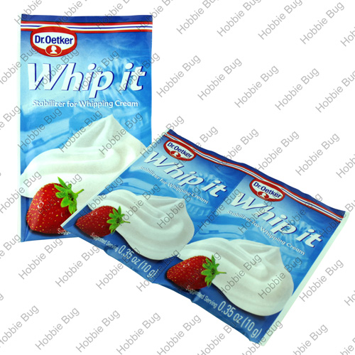 dr oetker whipped cream stabilizer
